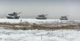 كييف: روسيا تعزز وجودها العسكري في شرق أوكرانيا
