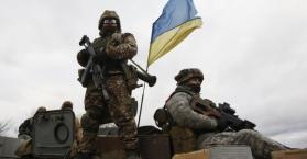 الجيش الأوكراني: الانفصاليين يواصلون هجماتهم في العام الجديد