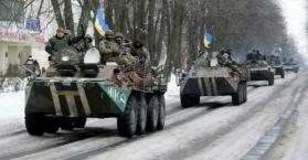 الجيش الأوكراني: لا يمكن سحب الأسلحة الثقيلة طالما استمرت الهجمات
