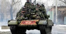 مقتل خمسة جنود أوكرانيين والقذائف تنهال على دونيتسك و الانفصاليون يستعدون للتعبئة العامة