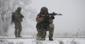 الجيش الأوكراني: مقتل خمسة جنود أوكرانيين في شرق البلاد وسقوط 48 قتيل إنفصالي