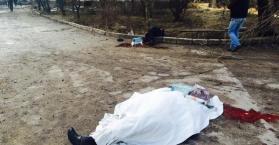 سقوط قذيفة قرب مستشفى في دونيتسك  تؤدي إلى مقتل  10أشخاص على الأقل