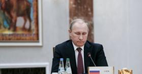 بوتين يعلن التوصل لاتفاق لإنهاء القتال في شرق أوكرانيا