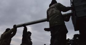 قصف عنيف لبلدة ديبالتسيف ومقتل 4 جنود رغم وقف إطلاق النار