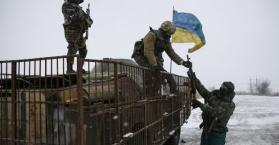 ألمانيا: ميركل وبوتين وبوروشينكو يتفقون على خطوات بشأن وقف إطلاق النار