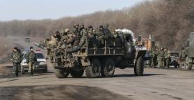 القوات الأوكرانية تنسحب من بلدة ديبالتسيف المحاصرة و تنديد دولي لروسيا