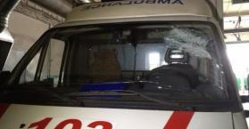 مقتل ثلاثة أشخاص في هجوم على وحدة إسعاف بمدينة سيمفيروبول بالقرم