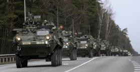 أوكرانيا تشارك في تدريبات عسكرية واسعة للناتو بالمجر