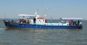 مقتل 12 شخصا في غرق قارب سياحي بأوديسا جنوب أوكرانيا (فيديو)