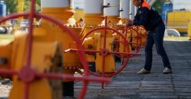 إنفجار غامض بأحد  خطوط الغاز غرب  أوكرانيا
