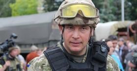وزير الدفاع الاوكراني
