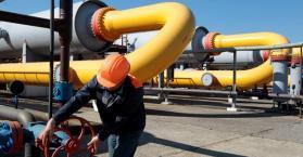 خطا لتوريد الغاز من سلوفاكيا