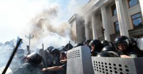 تعديلات دستور أوكرانيا.. أسالت الدماء وفرقت الصفوف