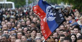 98 % أدلوا بأصواتهم لصالح الانفصال عن أوكرانيا في لوهانسك