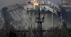 مطار دونيتسك يجدد المواجهات في جنوب شرق أوكرانيا