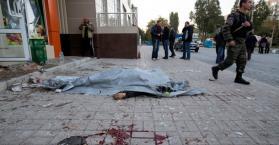 مصرع 12 مدنيا في قصف للقوات الأوكرانية على دونتسك
