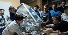 أوكرانيا تنتخب الأحد برلماناً جديدا وإستطلاعات تتوقع فوز كتلة الرئيس وكتل موالية للغرب