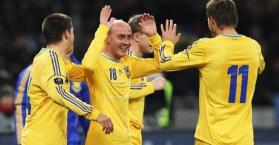 منتخب أوكرانيا مفعم بالثقة والحماس لخوض بطولة اليورو 2012