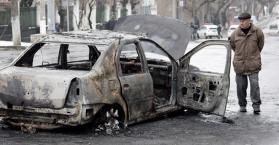 41 قتيلا على الاقل من العسكريين والمدنيين خلال 24 ساعة في شرق اوكرانيا