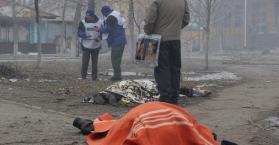 قتلى مدنيين في شوارع ماريوبيل