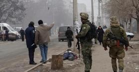 إرتفاع أعداد قتلى الهجوم الذي يشنه الانفصاليون على مدينة ماريوبول بشرق أوكرانيا إلى 30 قتيل