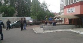 انفجاران أمام مقار للشرطة يخلفان جرحى بمدينة لفيف غرب أوكرانيا (صور)