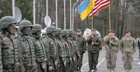 انطلاق تدريبات عسكرية دولية واسعة في غرب أوكرانيا