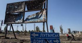"""أوكرانيا تدعو روسيا لـ""""مفاوضات حقيقية"""" من أجل إنهاء القتال في الدونباس"""