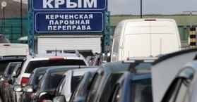 موسكو تفسخ الاتفاق مع كييف حول العبور المباشر عبر شبه جزيرة القرم