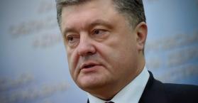 بوروشينكو: الهدوء في الدونباس يعطي أملا بالسلام