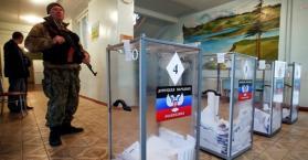 منظمة الأمن والتعاون الأوروبي ترفض مراقبة انتخابات الانفصاليين في دونيتسك ولوهانسك