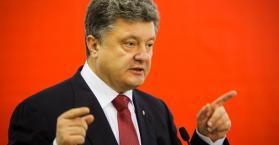 بوروشينكو يرفض تغيير الدستور في حال تجددت الحرب في الدونباس