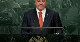 الرئيس الأوكراني يحمل روسيا مسؤولية مقتل الآلاف من مواطنيه