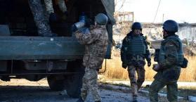 """أوكرانيا: انفجار مستودع الذخيرة في لوهانسك """"عمل إرهابي"""""""