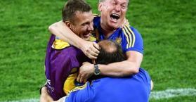بلوخين قلق على مستقبل منتخب أوكرانيا بعد اعتزال شيفتشينكو