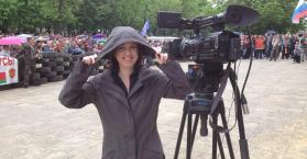 """المخابرات الأوكرانية تسحب اعتماد مراسلة سكاي نيوز بدعوى """"التحريض على قتل الأوكرانيين"""""""