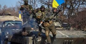 مقتل 8 جنود أوكرانيين خلال 24 ساعة رغم اتفاق مينسك للسلام