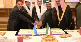 إحياء الذكرى 51 لاستقلال دولة الكويت في العاصمة الأوكرانية كييف