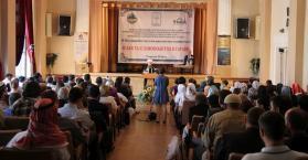 مؤتمر علمي دولي حول الإسلام والدراسات الإسلامية في أوكرانيا
