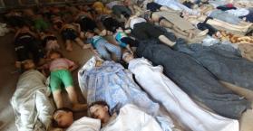 أوكرانيا تدين استخدام الأسلحة الكيميائية في سوريا، وتقترح المشاركة في تدميرها