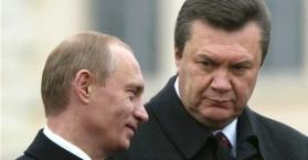 يانوكوفيتش يلتقي بوتين خلال زيارة غير رسمية إلى روسيا