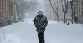 موجة البرد القارس تحصد أرواح 137 شخصا في أوكرانيا