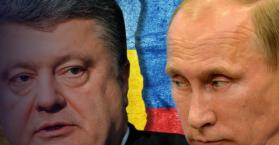 الرئيس الأوكراني يأمل في بدء عملية السلام يوم الجمعة