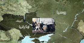 """تقرير: """"أوكرانيا وانفصال القرم.. الواقع والمآل"""""""