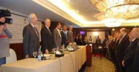 افتتاح منتدى رجال الأعمال الأوكراني اللبناني في العاصمة بيروت