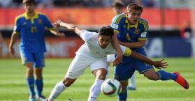 أوكرانيا تتعادل سلبيا مع نيوزيلندا في افتتاحية مونديال الشباب بكرة القدم