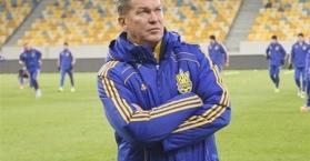 المدرب بلوخين يعلن عن جاهزية منتخب أوكرانيا لخوض بطولة اليورو 2012