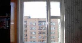 امرأة تحاول الانتحار برمي نفسها من الطابق الثامن في العاصمة الأوكرانية