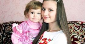 """تبرعت """"ببشرتها"""" لابنة أختها، فاستحقت دخول قائمة """"فخر أوكرانيا"""""""