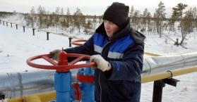 روسيا تخفض كميات الغاز المارة عبر الأراضي الأوكرانية